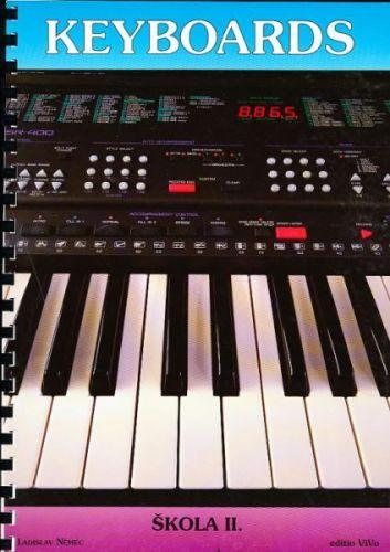 Němec L.: Keyboards-škola II cena od 185 Kč