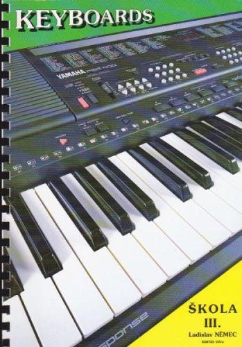 Němec L.: Keyboards-škola 3 cena od 130 Kč