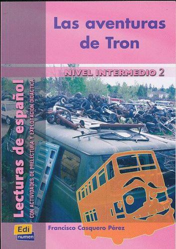 Pérez Francisco Casquero: Las aventuras de Tron cena od 136 Kč