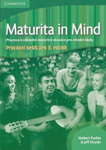 Maturita in Mind - Pracovní sešit 3 cena od 214 Kč