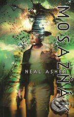 Neal Asher: Mosazňák cena od 229 Kč