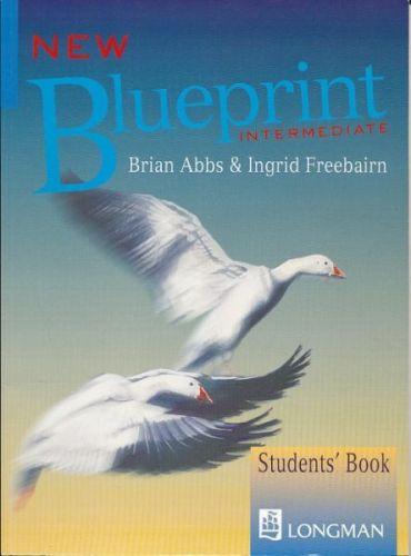 Abbs Brian: New blueprint intermediate students book cena od 475 Kč