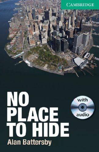 Battersby Alan: No Place to Hide: + CD cena od 135 Kč