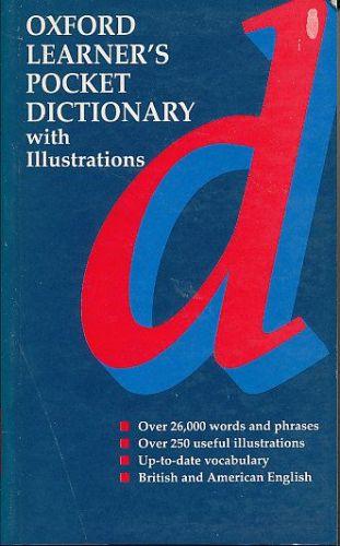 kol.: Oxford Learner´s Pocket Dictionary with Illustrations cena od 160 Kč