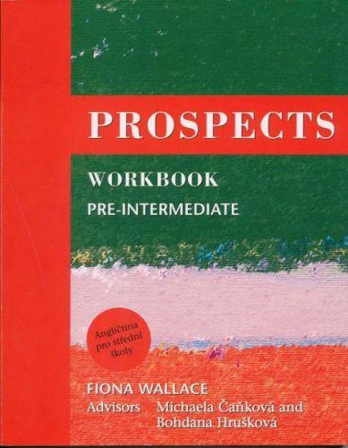 Wallace Fiona: Prospects Pre-intermediate Workbook cena od 74 Kč
