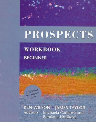 Wilson Ken: Prospects Beginner Workbook cena od 75 Kč