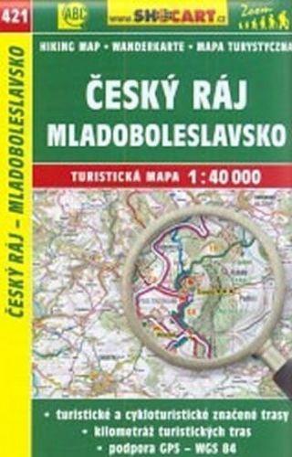 Český Ráj Mladoboleslavsko 421 1:40T Shocart cena od 79 Kč