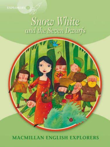 Explorers 3 Snow White Reader cena od 96 Kč