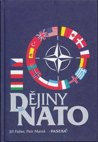Fidler Jiří: Dějiny NATO cena od 0 Kč
