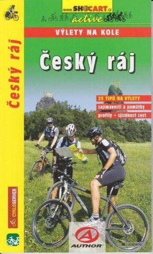 Český ráj výlety na kole cena od 130 Kč