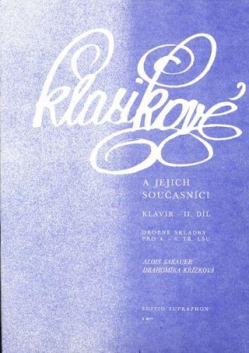 Sarauer A.: Klasikové a jejich současníci II cena od 135 Kč
