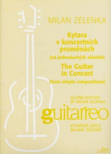 Kytara v koncertních proměnách cena od 86 Kč