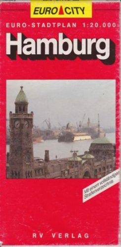 Hamburg 1:20 000 cena od 17 Kč