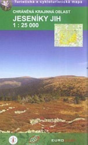 TCM 1:25T Jeseníky jih Eurokart cena od 73 Kč
