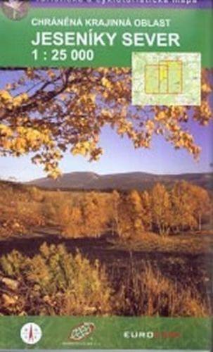 TCM 1:25T Jeseníky sever Eurokart cena od 86 Kč