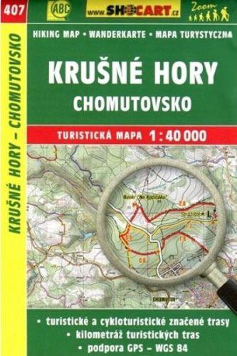 CTM Krušné Hory Chomutovsko 407 1:40T Shocart cena od 86 Kč