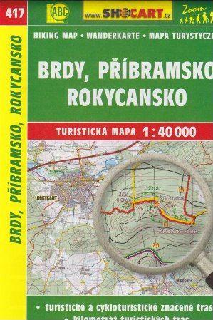 Brdy, Příbramsko, Rokycansko cena od 89 Kč