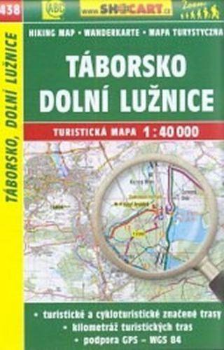 CKM Táborsko Dolní Lužnice 438 1:40T cena od 79 Kč