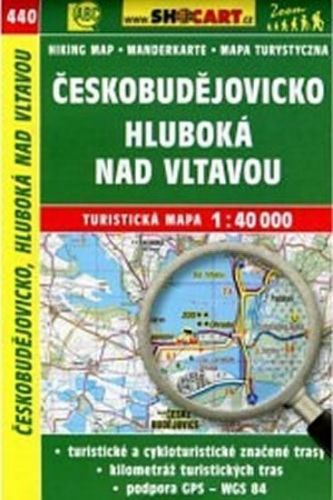 TM 1:40T 440 Českobudějovicko Hluboká nad Vltavou cena od 49 Kč