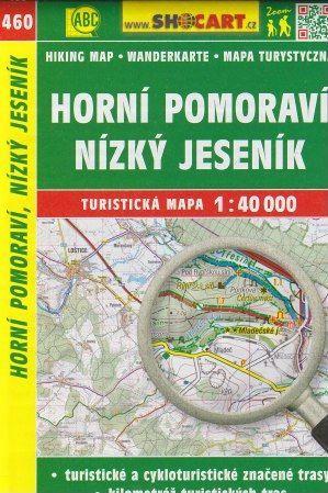 Horní Pomoraví, Nízký Jeseník 1:40 000 cena od 49 Kč