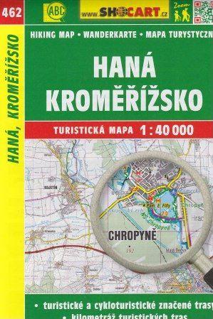Haná, Kroměřížsko 1:40 000 cena od 77 Kč