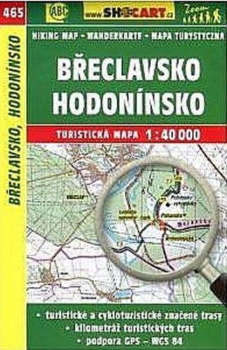 TM 1:40T 465 Břeclavsko Hodonínsko Shocart cena od 79 Kč