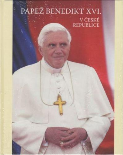 Papež benedikt xvi. v české republice cena od 226 Kč