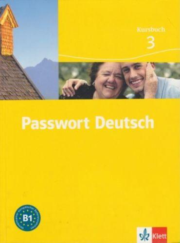Passwort Deutsch - kursbuch 3 cena od 247 Kč