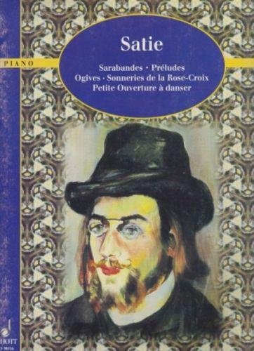 Satie-Sarabandes preludes cena od 125 Kč