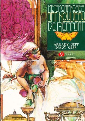 Gepp A. a N.: Secession in metamorphoses of geppart cena od 117 Kč