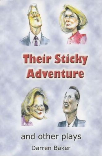 Their sticky adventure and other plays cena od 69 Kč