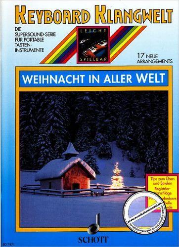 Weihnacht in aller welt - keyboard cena od 132 Kč