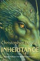 Paolini Christopher: Inheritance (Inheritance #4) cena od 192 Kč