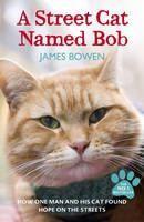 Bowen James: Street Cat Named Bob cena od 194 Kč