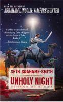 Grahame-Smith Seth: Unholy Night cena od 161 Kč