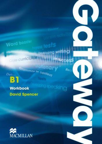Spencer David: Gateway B1 - Workbook cena od 208 Kč