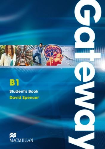 Spencer David: Gateway B1 - Student's Book with Maturita Booklet cena od 319 Kč