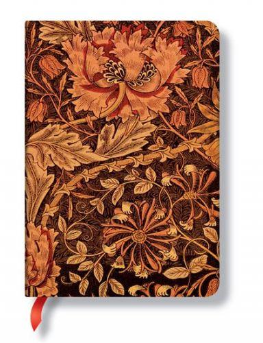 Zápisník - Morris Honeysuckle, midi 120x170 cena od 446 Kč