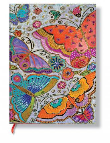 Zápisník - Flutterbyes, micro 70x90 Unlined cena od 0 Kč