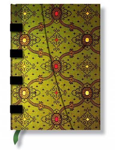 Zápisník - Vert Wrap, midi 120x170 cena od 0 Kč