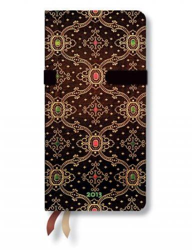 Zápisník - Noir, slim 90x180 cena od 236 Kč