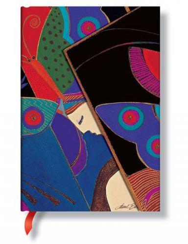 Zápisník - Midsummer Night Wrap, mini 95x140 cena od 324 Kč