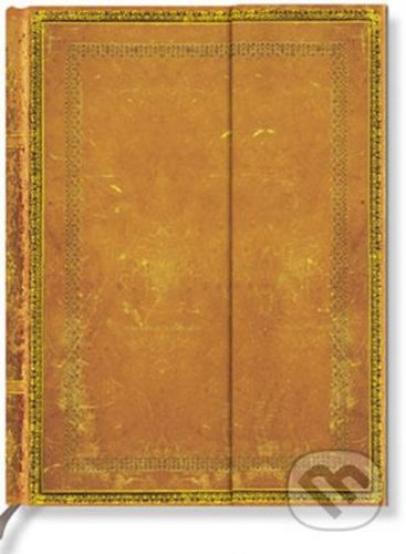 Zápisník - Saddleworn Wrap, midi 120x170 cena od 252 Kč