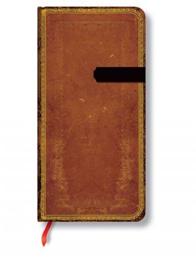 Zápisník - Handtooled, slim 90x180 cena od 256 Kč