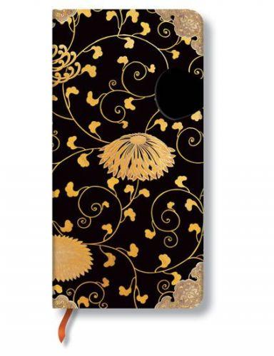 Zápisník - Karakusa, slim 90x180 cena od 256 Kč