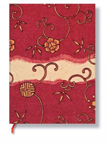 Zápisník - Tsubaki, micro 70x90 cena od 125 Kč