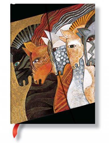 Zápisník - Moroccan Mares Wrap, midi 120x170 cena od 382 Kč