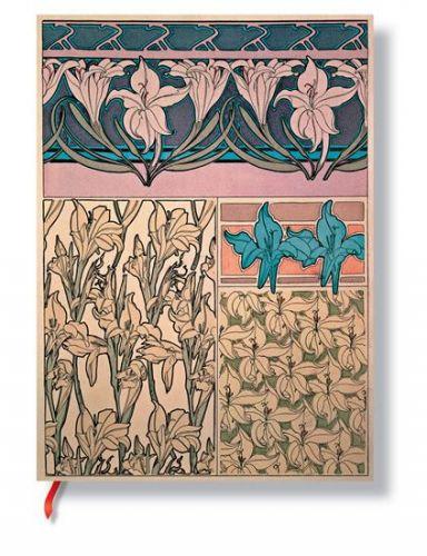 Zápisník - Iris, micro 70x90 cena od 170 Kč