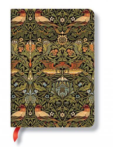 Zápisník - Morris Birds, midi 120x170 cena od 311 Kč