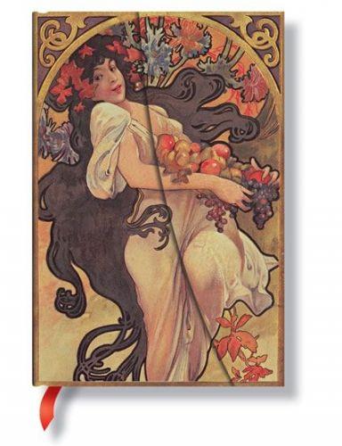 Zápisník - Autumn Maiden, midi 120x170 cena od 438 Kč